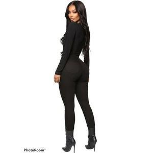 Fashion Nova High Waist Skinny Jeans 13/14 NWT